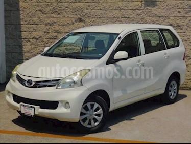 Foto venta Auto usado Toyota Avanza 5p Premium L4/1.5 Aut (2013) color Blanco precio $135,000