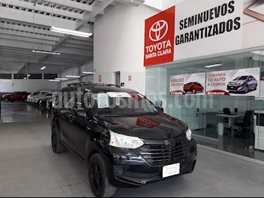 Foto venta Auto usado Toyota Avanza 5p Premium L4/1.5 Aut (2016) color Negro precio $185,000