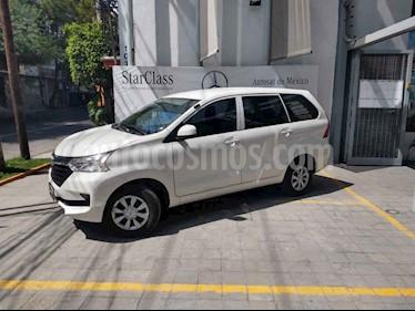 Foto venta Auto usado Toyota Avanza LE Aut (2018) color Blanco precio $215,000