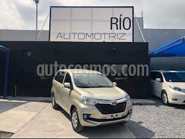 Foto Toyota Avanza LE Aut usado (2017) color Arena precio $189,000