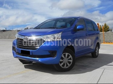 Foto venta Auto usado Toyota Avanza LE Aut (2018) color Azul precio $235,000