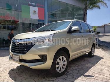 Foto venta Auto usado Toyota Avanza LE (2018) color Dorado precio $215,000