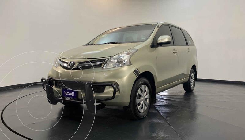 Toyota Avanza Premium usado (2015) color Dorado precio $172,999