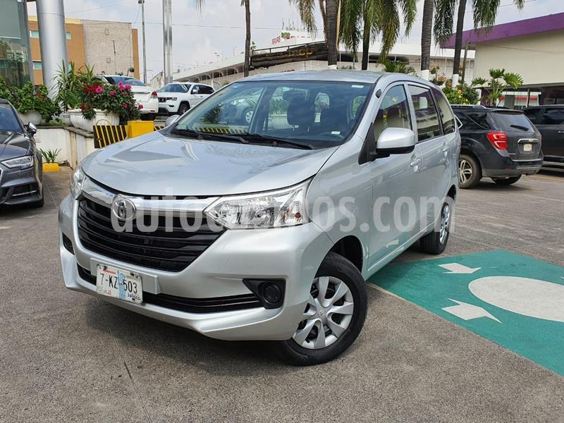 Toyota Avanza LE usado (2018) color Plata precio $209,000