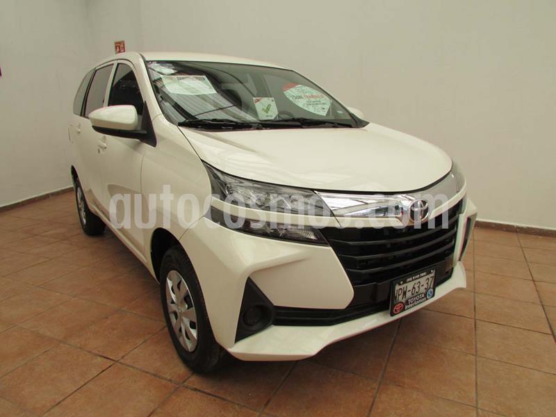 Toyota Avanza LE Aut usado (2020) color Blanco precio $249,000