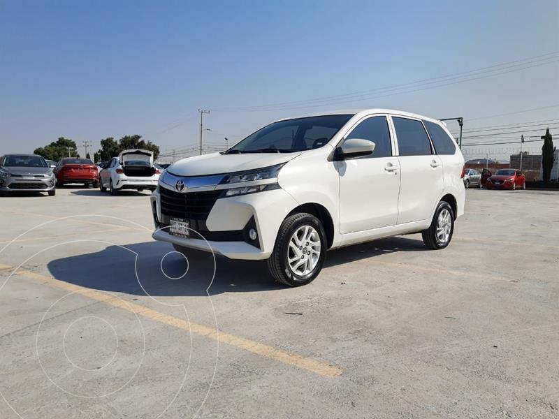 Toyota Avanza XLE Aut usado (2020) color Blanco precio $266,000