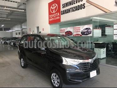 Toyota Avanza 5P XLE L4/1.5 AUT usado (2019) color Negro precio $230,000