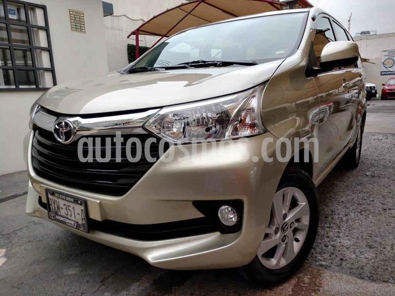 Toyota Avanza XLE Aut usado (2019) color Dorado precio $229,000