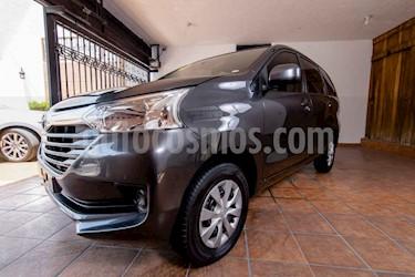 Toyota Avanza XLE Aut usado (2017) color Gris precio $169,900