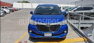 Toyota Avanza XLE Aut usado (2018) color Azul precio $239,000