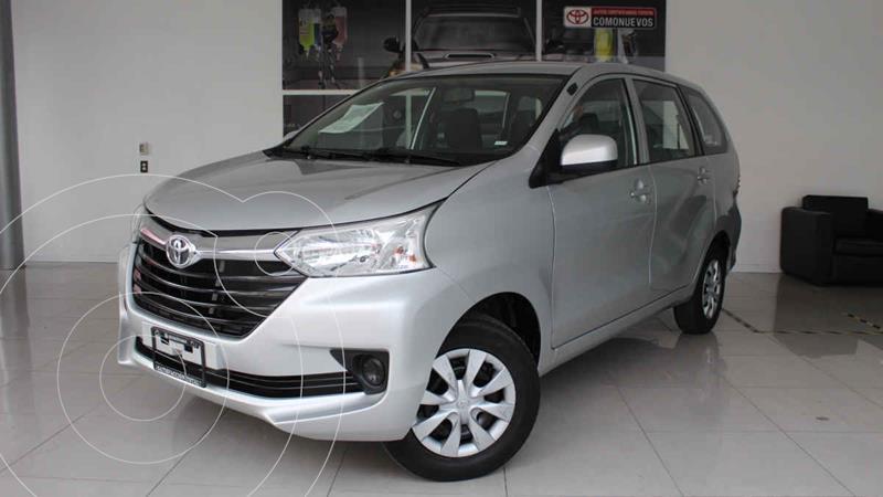 Toyota Avanza LE usado (2017) color Plata precio $183,000