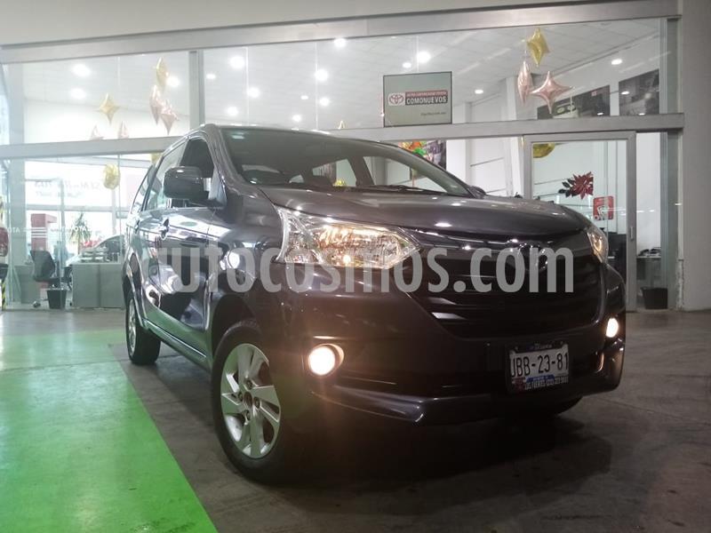 Toyota Avanza XLE Aut usado (2018) color Gris precio $209,000