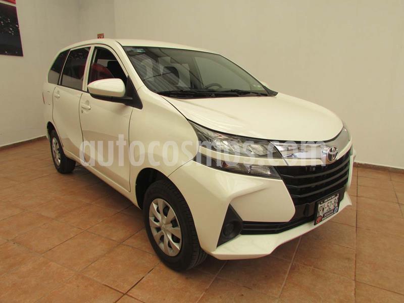 Toyota Avanza LE Aut usado (2020) color Blanco precio $248,000
