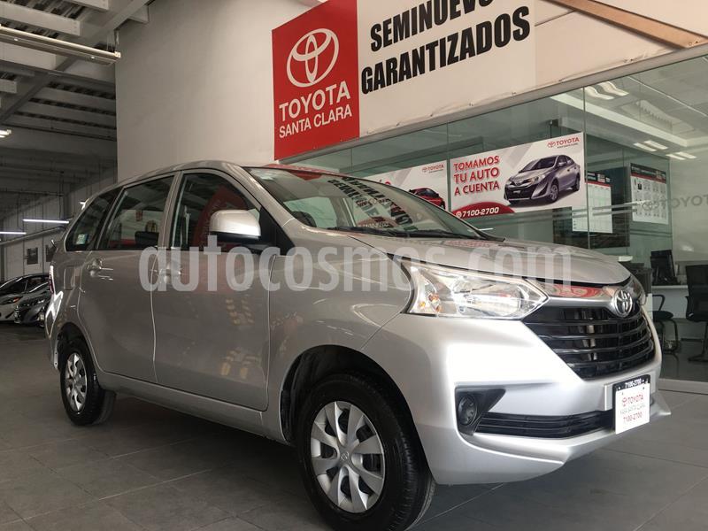 Toyota Avanza LE Aut usado (2019) color Plata Dorado precio $205,000