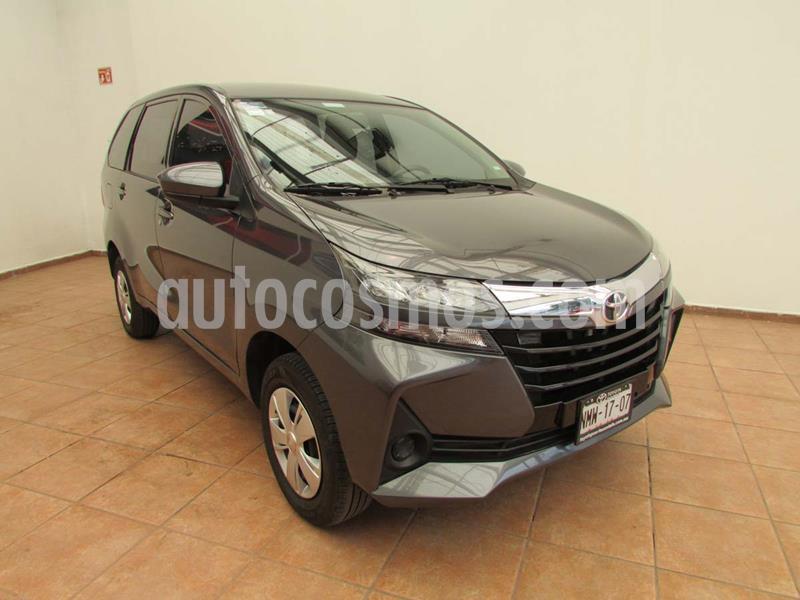 Toyota Avanza LE Aut usado (2020) color Gris precio $248,000