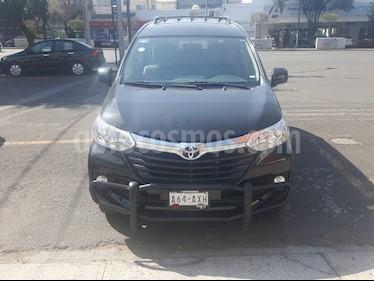 Toyota Avanza XLE Aut usado (2018) color Negro precio $205,000