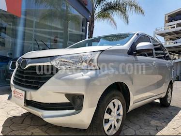 Toyota Avanza LE usado (2016) color Plata precio $185,000