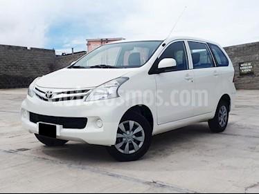 Foto Toyota Avanza Premium Aut usado (2014) color Blanco precio $158,000