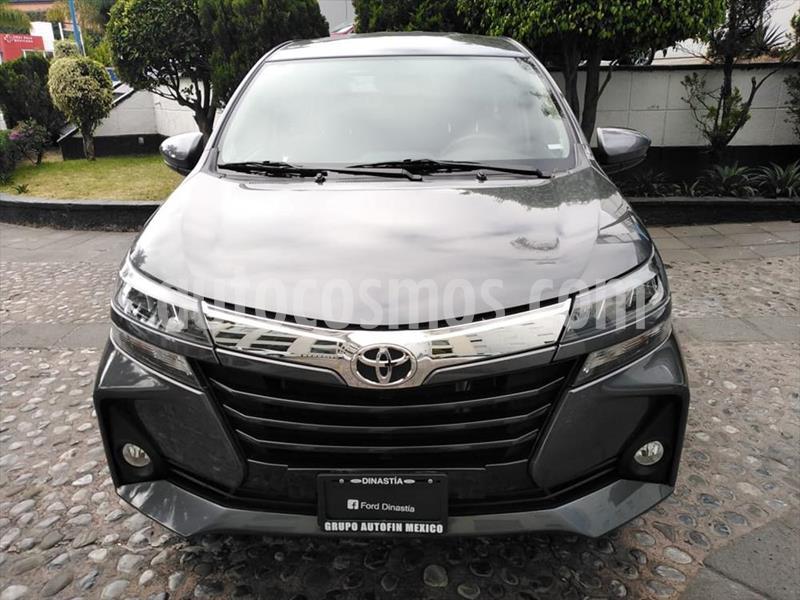 Toyota Avanza XLE AT usado (2020) color Gris Oscuro precio $279,000