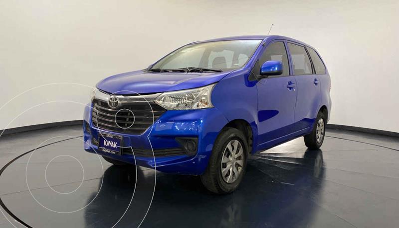 Toyota Avanza Premium Aut usado (2016) color Azul precio $177,999