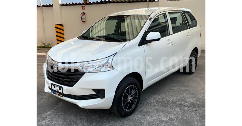 Toyota Avanza LE Aut usado (2019) color Blanco precio $194,900