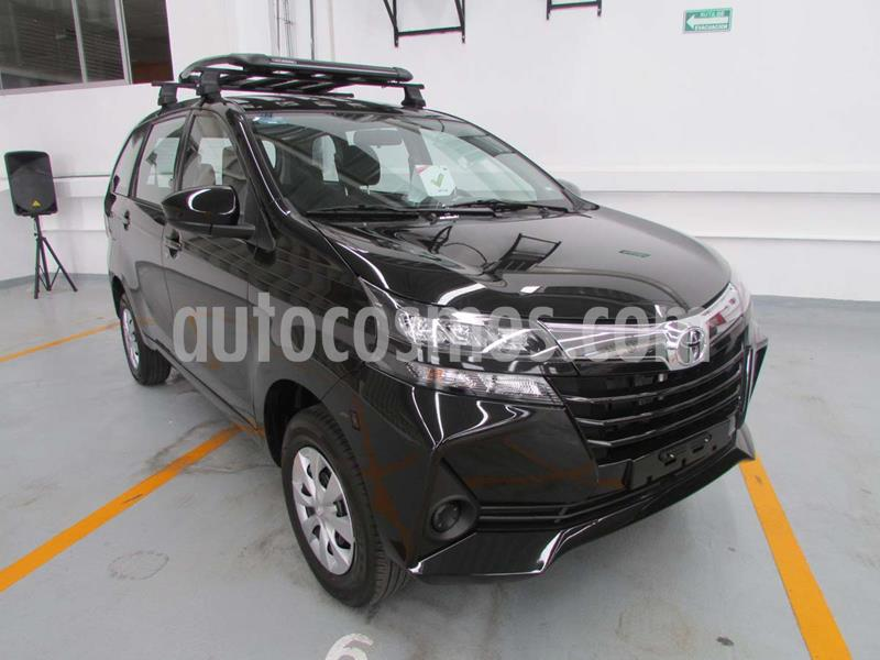 Toyota Avanza LE Aut usado (2020) color Negro precio $252,900