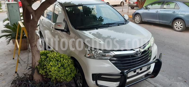 Toyota Avanza Premium usado (2017) color Blanco precio $170,000