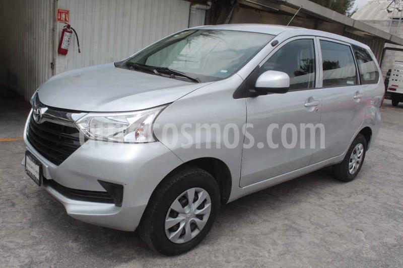 Toyota Avanza LE Aut usado (2018) color Plata precio $209,000