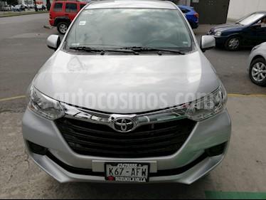 Toyota Avanza Premium Aut usado (2016) color Plata precio $170,000