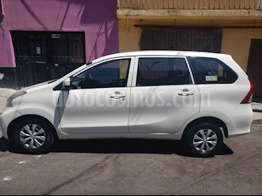 Toyota Avanza Premium Aut usado (2015) color Blanco precio $135,000