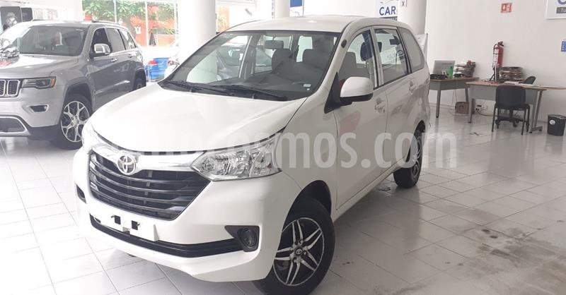 Toyota Avanza LE Aut usado (2019) color Blanco precio $204,900