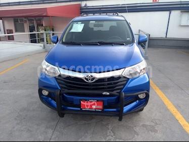Toyota Avanza LE Aut usado (2019) color Azul precio $245,000