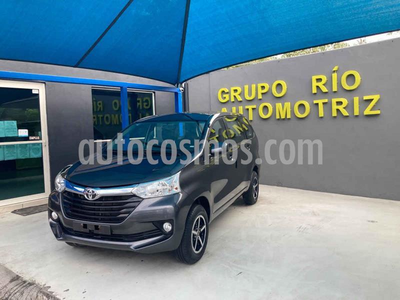 Toyota Avanza LE Aut usado (2018) color Gris precio $198,000