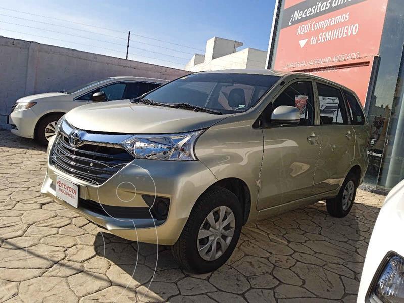 Foto Toyota Avanza LE usado (2018) color Beige precio $215,000