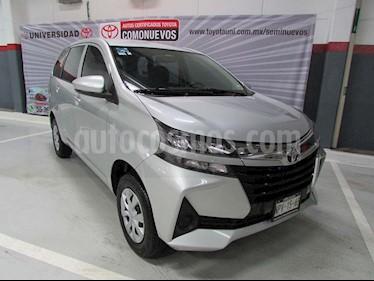 Toyota Avanza LE Aut usado (2020) color Plata precio $250,000