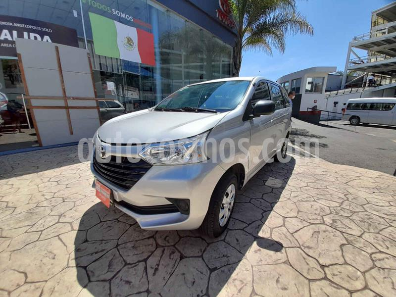 Foto Toyota Avanza Cargo usado (2016) color Plata precio $189,000