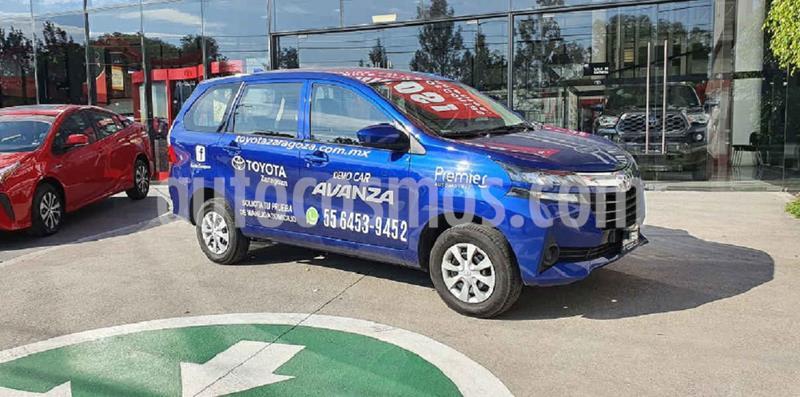 Toyota Avanza LE Aut usado (2020) color Azul precio $249,000
