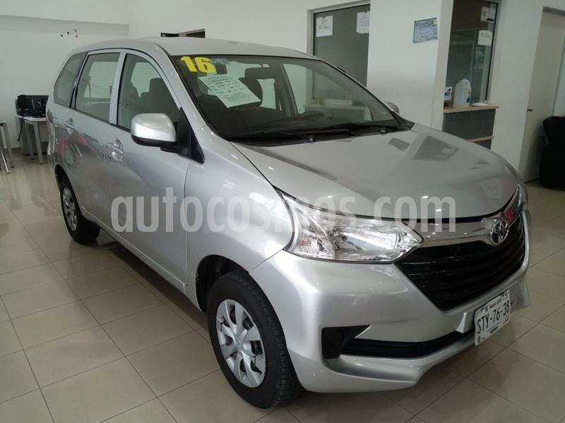 Toyota Avanza Premium usado (2016) color Plata Dorado precio $170,000