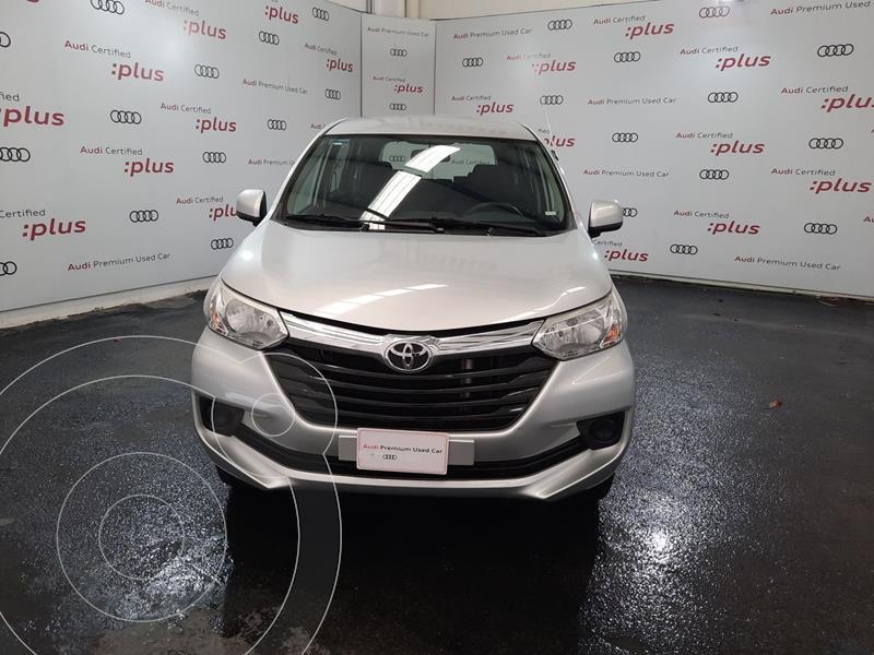 Foto Toyota Avanza LE Aut usado (2017) color Plata precio $195,000