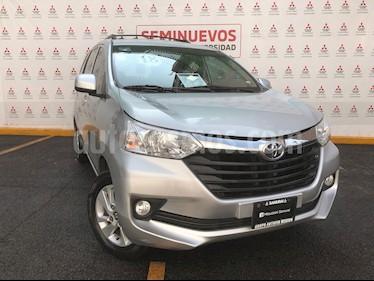 Toyota Avanza XLE Aut usado (2018) color Plata precio $225,000