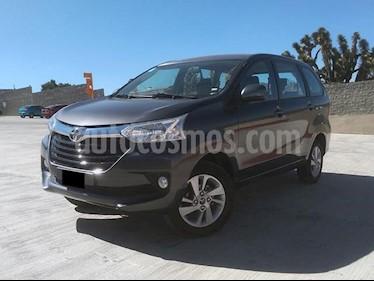 Toyota Avanza XLE Aut usado (2018) color Gris precio $230,000