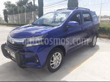 Toyota Avanza LE Aut usado (2020) color Azul precio $248,000