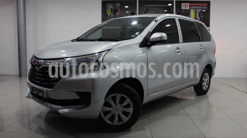 Toyota Avanza LE Aut usado (2018) color Plata precio $180,000