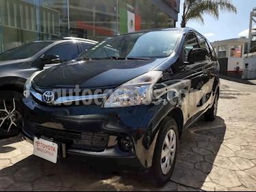 Foto Toyota Avanza Premium usado (2014) color Negro precio $169,000