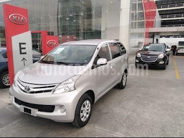 Toyota Avanza Premium usado (2015) color Plata precio $134,900