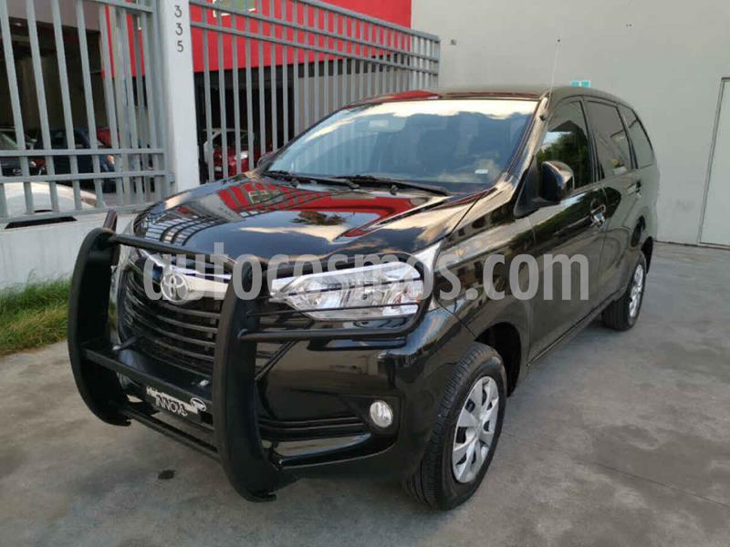 Toyota Avanza LE Aut usado (2019) color Negro precio $199,000