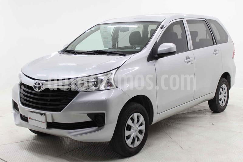 Toyota Avanza XLE Aut usado (2018) color Plata precio $209,000