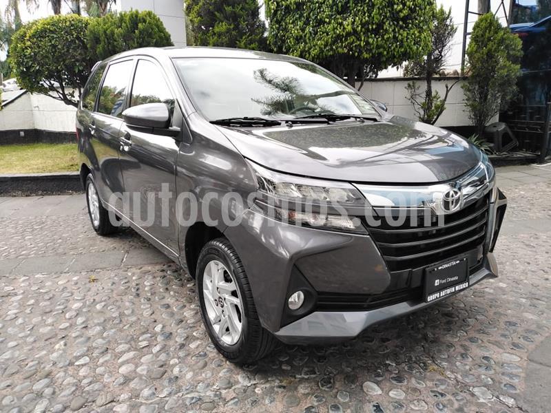 Toyota Avanza XLE Aut usado (2020) color Gris precio $279,000