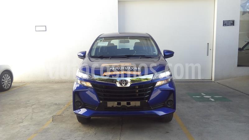 Toyota Avanza LE usado (2020) color Azul precio $228,000