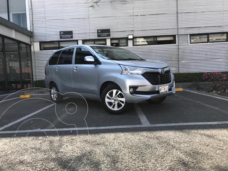 Toyota Avanza XLE Aut usado (2018) color Plata Dorado precio $210,000